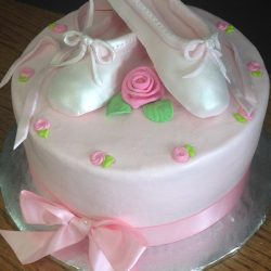 Ballet Cake, Birthday cakes in Arlington texas, birthday cakes in fort worth texas, affordable cakes in Arlington, affordable cakes in dallas, birthday cakes in dallas, birthday cakes in southlake, birthday cakes in irving, birthday cakes north texas