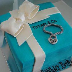 Tiffany Box, Birthday cakes in Arlington texas, birthday cakes in fort worth texas, affordable cakes in Arlington, affordable cakes in dallas, birthday cakes in dallas, birthday cakes in southlake, birthday cakes in irving, birthday cakes north texas, tiffany and co cakes, birthday cakes designer, dallas custom cakes