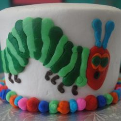 Hungry Catepillar, Birthday cakes in Arlington texas, birthday cakes in fort worth texas, affordable cakes in Arlington, affordable cakes in dallas, birthday cakes in dallas, birthday cakes in southlake, birthday cakes in irving, birthday cakes north texas