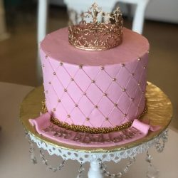 Pink & Gold Quilted, Birthday cakes in Arlington texas, birthday cakes in fort worth texas, affordable cakes in Arlington, affordable cakes in dallas, birthday cakes in dallas, birthday cakes in southlake, birthday cakes in irving, birthday cakes north texas