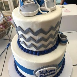 Baby Converse Cakes | Baby Shower Cakes | Dallas Bakery | Fort Worth Bakery | That's The Cake, baby shower cakes in Arlington texas, frisco baby shower bakery, dallas texas cake bakery, baby shower cakes in fort worth, dallas baby shower cakes, southlake baby shower cakes, plano baby shower cakes, grand prairie baby shower cakes bakery, hurst cake bakery, Euless baby shower cakes, richland hills baby shower cakes, baby buggie birthday cakes, baby shower cakes in arlington
