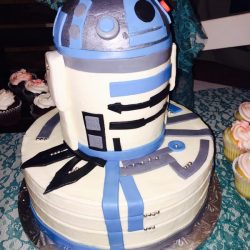 R2D2 Cakes, Dallas Cakes, Star Wars Cakes, Birthday Cakes Fort Worth, Cake Bakery