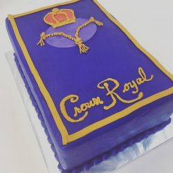 crown royal cake, liquor birthday cakes, delicious cakes, birthday cakes frisco, plano bakery