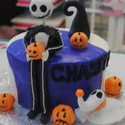 Nightmare before Christmas Cakes, custom cakes, dallas birthday cakes, fort worth birthday cakes, arlington bakery