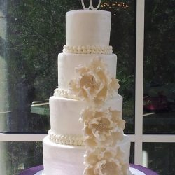 Black and White Wedding Cakes   Stencil wedding cakes, silver wedding cakes, wedding cake ideas, frisco wedding cakes, plano birthday cakes, carrolton wedding cake bakery, grapevine wedding cake, irving wedding cakes, sugar bee sweets bakery