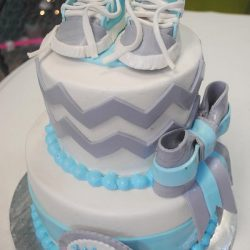 Baby Converse Cakes | Arlington Cake Bakery, Dallas cakes, cakes in arlington, texas, baby shower cakes in Arlington texas, frisco baby shower bakery, dallas texas cake bakery, baby shower cakes in fort worth, dallas baby shower cakes, southlake baby shower cakes, plano baby shower cakes, grand prairie baby shower cakes bakery, hurst cake bakery, Euless baby shower cakes, richland hills baby shower cakes, baby buggie birthday cakes, baby shower cakes in arlington
