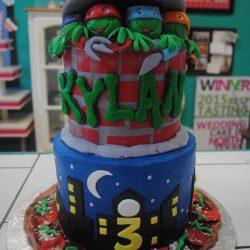 ninja turtle cakes | birthday cakes | boys cakes | birthday cake southlake