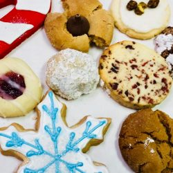 Christmas cookies, holiday cookies, dallas cookies, fort worth cookies
