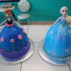 3D cakes, Frozen birthday cakes, girls birthday cakes, bedford bakery, euless bakery