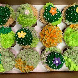 BIRTHDAY CUPCAKES, CUSTOM CAKES DALLAS, FORT WORTH BAKERY, ARLINGTON CUPCAKES NEAR ME