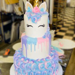 Unicorn Cakes, Birthdays dallas, custom cakes dallas, wilton cakes, unicorn birthday cakes