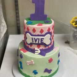 puppy paws birthday cakes | custom cakes dallas | specialty cakes | arlington bakery