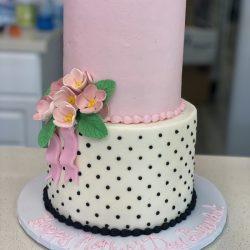 Mothers Day Cakes | Specialty Cakes Dallas | Fort Worth Cakes | Pink Cakes | Loft 22 Cakes | Sugar Bee Sweets