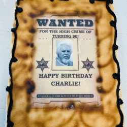 Wanted cakes | sheet cakes | birthday cakes dallas | fort worth custom cakes