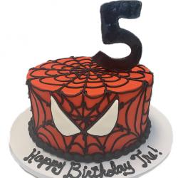 5th birthday cakes, spiderman cakes, dallas spiderman bakery, custom cakes arlington, arlington bakery, thats the cake, the london baker