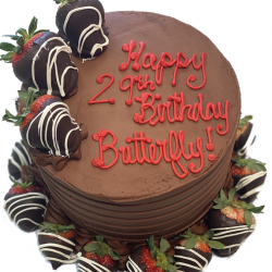 Chocolate Cakes Dallas, Fort Worth Custom Cakes, Strawberry Cakes, Fort Worth Birthday Cakes, Dallas Bakery | That's The Cake | The London Baker | SugarBee Sweets