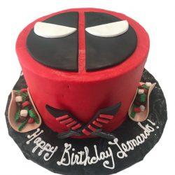 Taco cakes, deadpool cakes, birthday cakes, dallas, fort worth, arlington