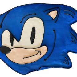 sonic the hedge hog cakes, sheet cakes, small birthday cakes, sculpted birthday cakes
