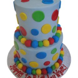 colorful birthday cakes | 1st birthday cakes | mansfield birthday cakes | grand prairie birthday cakes