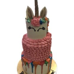 party cakes, unicorn cakes, specialty cakes, birthday cake, bakery arlington