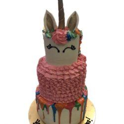 party cakes, unicorn cakes, specialty cakes, birthday cake, bakery arlington