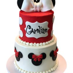 disney cakes, minnie mouse cakes, birthday cakes,