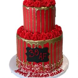 DALLAS CUSTOM BAKERY, GOLD DRIP CAKE, FORT WORTH CAKES, CAKEDADDYY, THATS THE CAKE