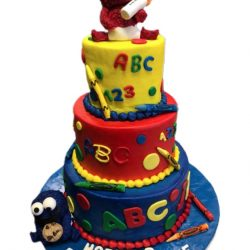 ELMO CAKES, DALLAS BIRTHDAY CAKE, BIRTHDAY CAKES ARLINGTON SMALL CAKES, CUTE CAKES, CAKES FOR BOYS