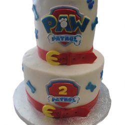 paw patrol cakes, boys birthday cakes, 2nd birthday cake, dallas delicious cakes, plano birthday cakes, mansfield birthday cakes