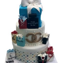Designer Cake, Louis Vuitton Cakes, Gucci Cakes, Chanel Cakes, TIffany and Co Cakes, Birthdays, Dallas Bakery, Fort Worth Cakes