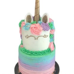 Classic Unicorn Cake, Birthday Cakes, Arlington Custom Bakery, Fort Worth Cake Bakery