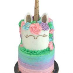 Classic Unicorn Cake, Birthday Cakes, Arlington Custom Bakery, Fort Worth Cake Bakery