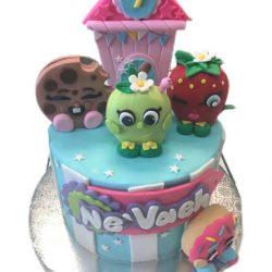 shopkins cakes, dallas birthday cakes, southlake birthday cakes, that's the cake