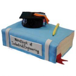 Graduation Cake, UNT Cakes, Party Cakes, Bakery Arlington