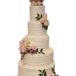 Classic Wedding Cakes, Floral Wedding, Best Wedding Cakes, Best Bakeries in Dallas