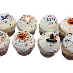Halloween Cupcakes, Arlington Bakery, Specialty Cakes