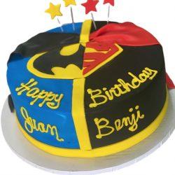 Superhero Cakes, Superman Cakes, Batman Cakes, custom cakes, dallas bakery, fort worth bakery
