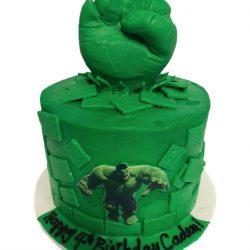 Hulk Birthday Cakes, Custom Cakes, Dallas Bakery, Fort Worth Bakery, Hulk Cakes