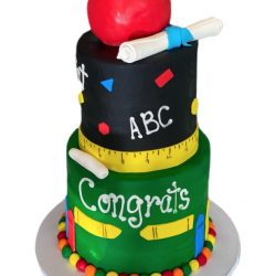 teachers cakes, custom cakes for teachers, grade school theme cakes, graduation cakes, dallas fort worth arlington