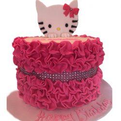 Hello Kitty Cakes, Custom Cakes Fort Worth, Arlington Bakery, Dallas Cakes, Hello Kitty