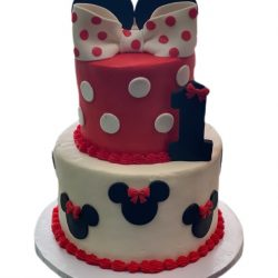 Minnie mouse cakes, disney cakes, birthday cakes, dallas bakery, thats the cake