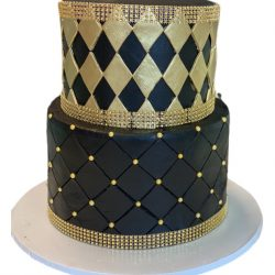 gold and black cake, custom cakes, dallas custom cakes, arlington cakes, specialty cakes, thats the cake