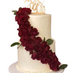 Wedding cakes, floral arrangements wedding cakes, small wedding cakes, dallas bakery