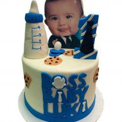 Boss Baby Cake   dallas bakery   fort worth cakes   custom cakes
