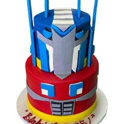 Transformers Birthday Cake | Dallas Bakery | Fort Worth Bakery | That's The Cake