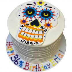 Sugar Skulls   Dallas Bakery   Fort Worth Bakery   That's The Cake