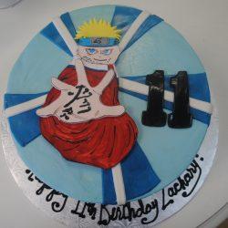 Naruto Cake   Birthday Cakes Dallas   Fort Worth Cakes   Arlington Bakery   That's The Cake