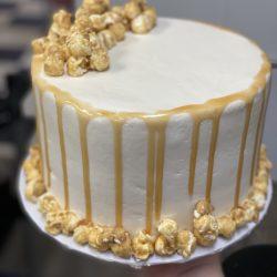 Jack Daniels Carrot Cake   Caramel Drip Cake   Birthday Cakes   Dallas   Fort Worth