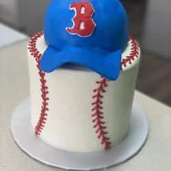 Red Sox Cake, Baseball Cake, Dallas Bakery, That's The Cake, Fort Worth