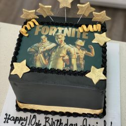 fortnite cakes, fortnite birthday cakes
